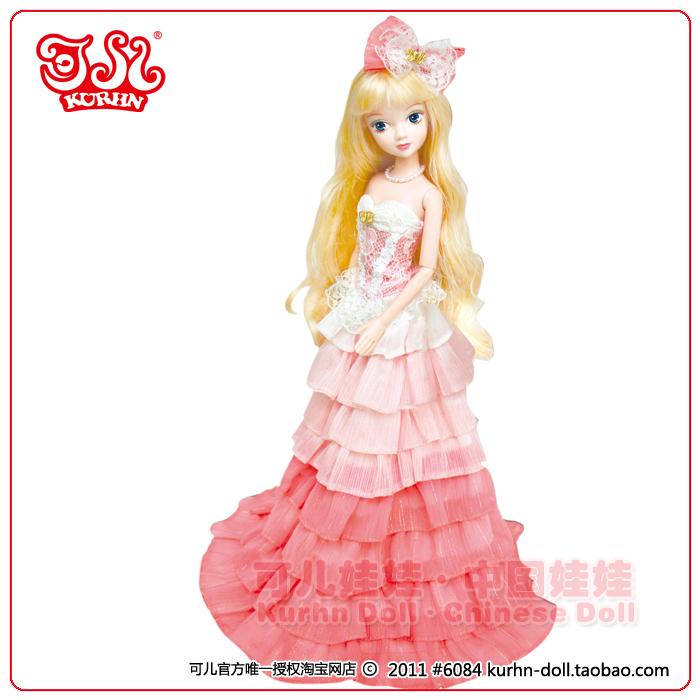 玩具公司中国娃娃澄海实业可儿娃娃图片
