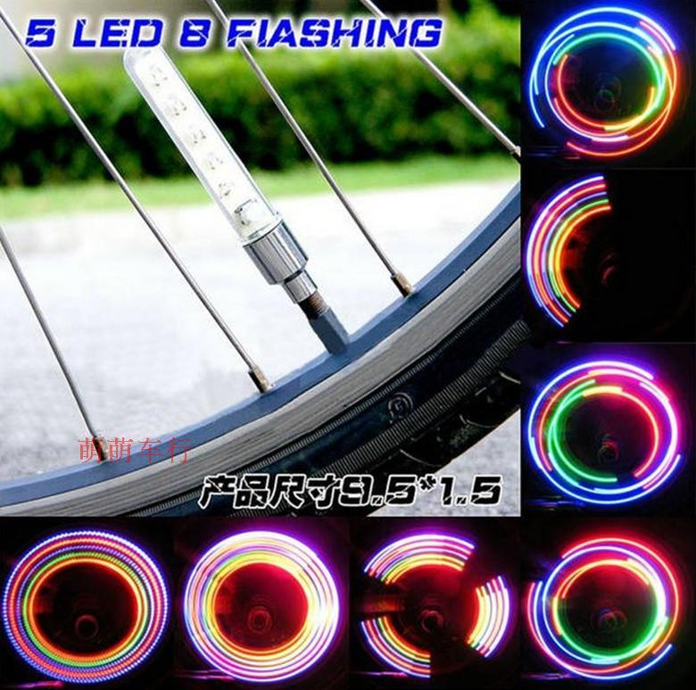 велосипедный фонарь Спец Горячие колеса, продажа езда оборудование клапан света клапан предупреждения свет выбрать цену