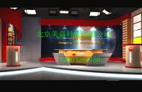 商城正品直播桌新闻直播桌新闻访谈桌广播电视台播音桌