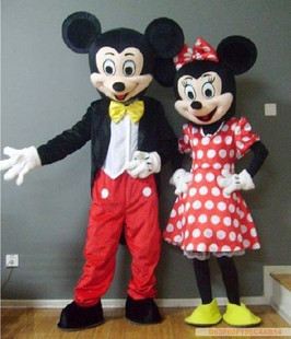Special version of the cartoon show clothing apparel wedding props Disney Mickey Mouse cartoon costume festival