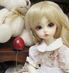 Cherry Castle 1/6 size girl baby doll [Sunny]