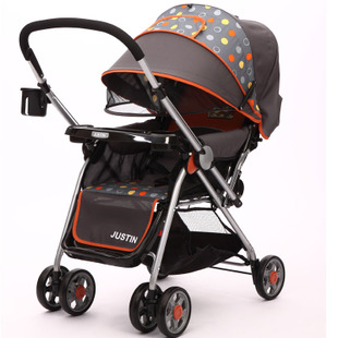 Ultra Lightweight Stroller umbrella baby stroller selling 30,000 Taiwan jiatian reverse lay folded flat baby