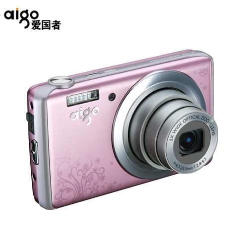 【清仓】Aigo/爱国者T200数码相机3寸触屏25倍变焦1400像普通相机