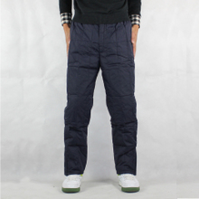 specials middle-aged pants down winter clearance warm cold liner trousers men and women wear can be windproof cotton
