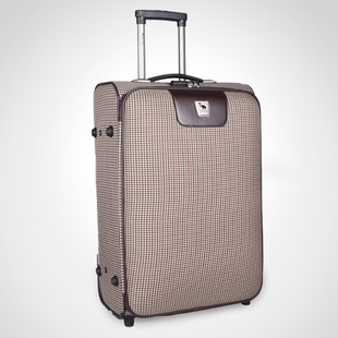 Trolley leisure Damier 24 inch trolley case AI Hua Shi genuine 2883-24