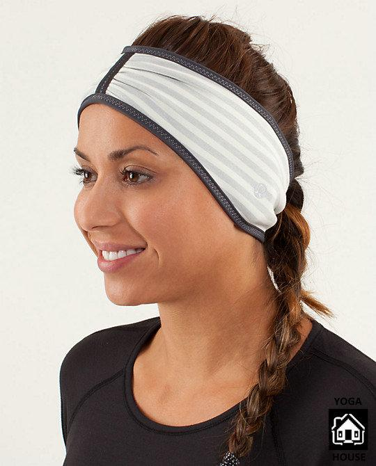 повязка на голову Lululemon  Yo+ Brisk Run Headband 10