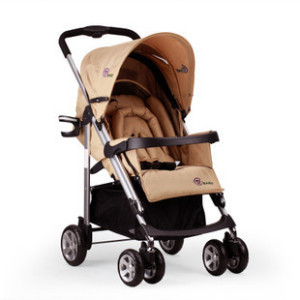 European luxury baby stroller baby stroller can be flat towed stand stroller's excellent