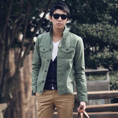 Куртка OTHER 2012 Хлопок Модная одежда для отдыха