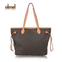 Italy oimei2013 are brand new handbag lady shoulder bag tide Korean version of big European and American minimalist bag