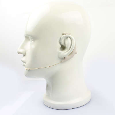 Kimafun / grain wheat wind HC-S61 unilateral earhook headset microphone hidden microphone network computer voice YY