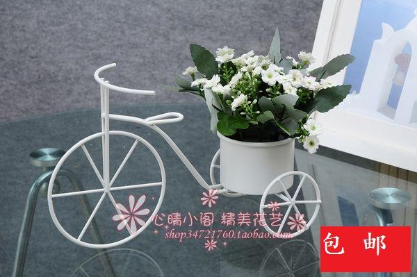 家居饰品摆设品个性礼品创意工艺品新婚摆设招财摆件塑料假花包邮