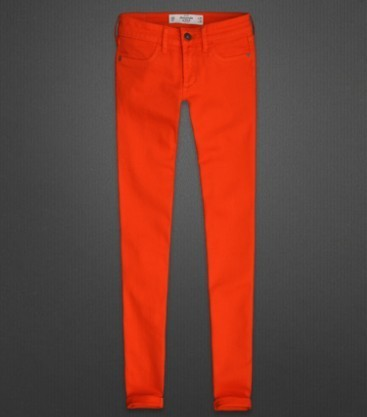 Джинсы женские Abercrombie fitch 11.14 Af Jeggings Abercrombie fitch