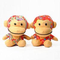 布艺 毛绒玩具 嘻悠/大嘴猴 超大码 公仔/公子 老婆礼品创意布偶