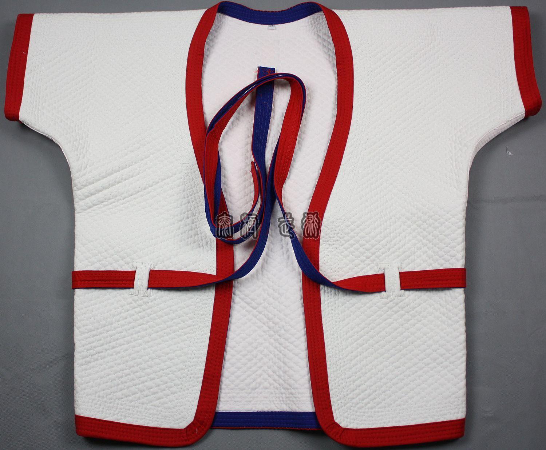 Форма для борьбы Традиционный китайский вариант 07 традиционные борьба, борьба костюм/одежда/Далянь/борьба одежды традиционных носить на обе стороны / / хлопок