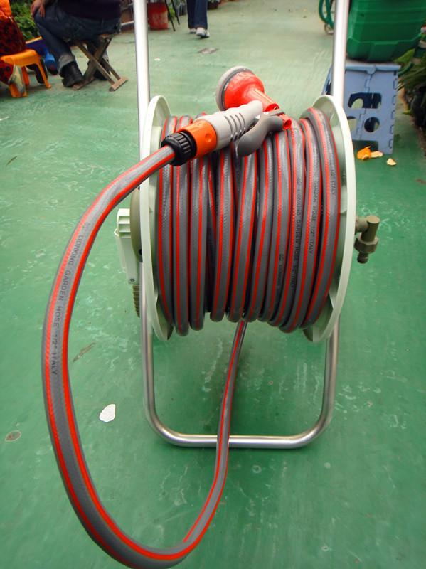 Поливочный комплект 30 метров Не будет ржавчины Шанхай Worsch 5859 воды + 50 м Гонконг Лев труб Kit