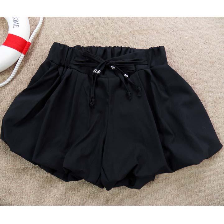 Женские брюки 2 Бесплатная почта лето новый женщин сладкий темперамент хорошего качества сплошной цвет шорты/юбка Шорты, мини-шорты Другая форма брюк