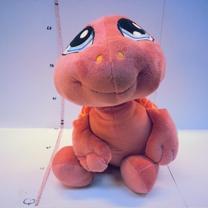 大眼龟毛绒乌龟玩偶公仔正版amangs阿芒思毛绒玩具蜗轮蜗杆减速机玩具车图片