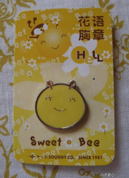 Брошь OTHER  Sweet Bee