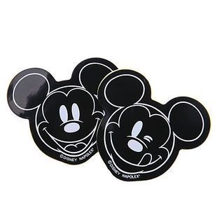 Japan NAPOLEX Disney Mickey cartoon car mat mats using a mobile phone WD-101