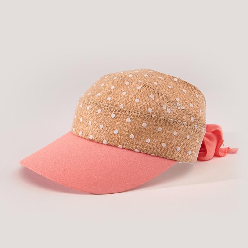 空顶防晒帽
