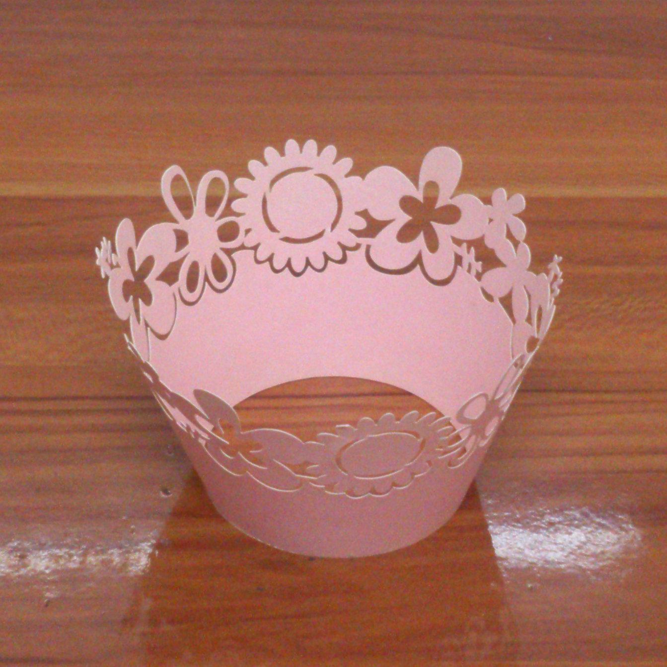Бумага для выпечки  9001 Cupcake Wrapper