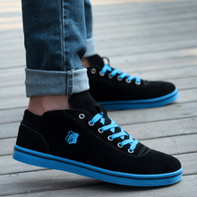 2015 happy street age season round head with new adhesive shoes fashion sneakers popular low help shoes men's shoes fashion