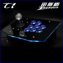 No delay arcade rocker rocker rocker computer USB game the king of fighters 97 controller to send accessories