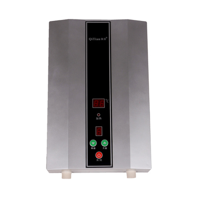 Tian flag shipping speed thermal electric hot water heater 4600W three stalls PRD package installation