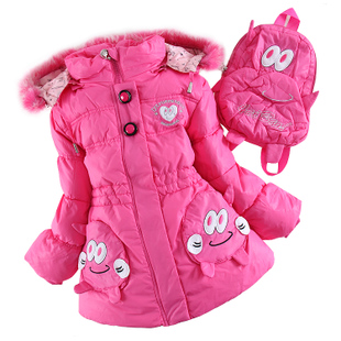 $ 99 clearance sale down of  child baby female small child sent counter genuine bags T08