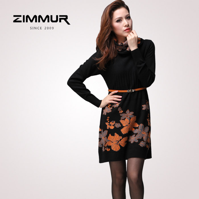 Женское платье ZIMMUR z11dqc106nc 2012