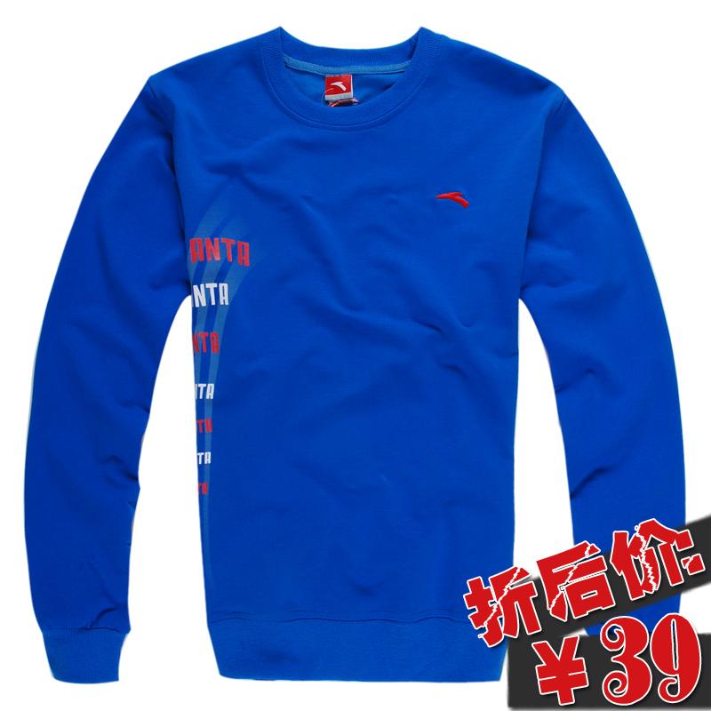Спортивная толстовка Anta 905 ANTA2011 Для мужчин Пуловер 100 Для спорта и отдыха Зима 2010