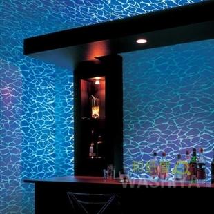 WASHIYA 和纸屋 浪漫海底世界 梦幻蓄光夜光 进口日本墙纸壁纸