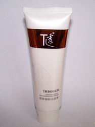 包邮T透紧致细肤洁面膏100g 收细毛孔紧致洁面乳泡沫洗面奶 正品