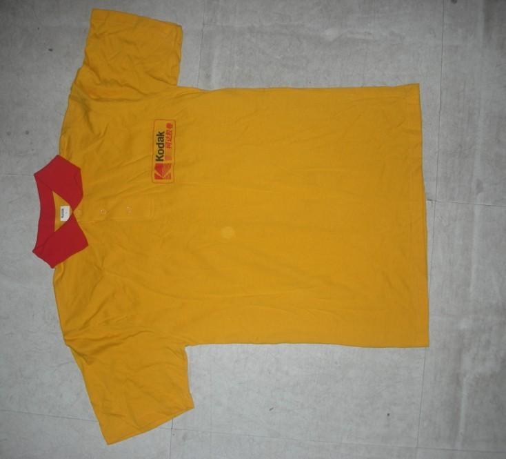 Футболка мужская Kodak XL Короткие рукава (длина рукава <35см)