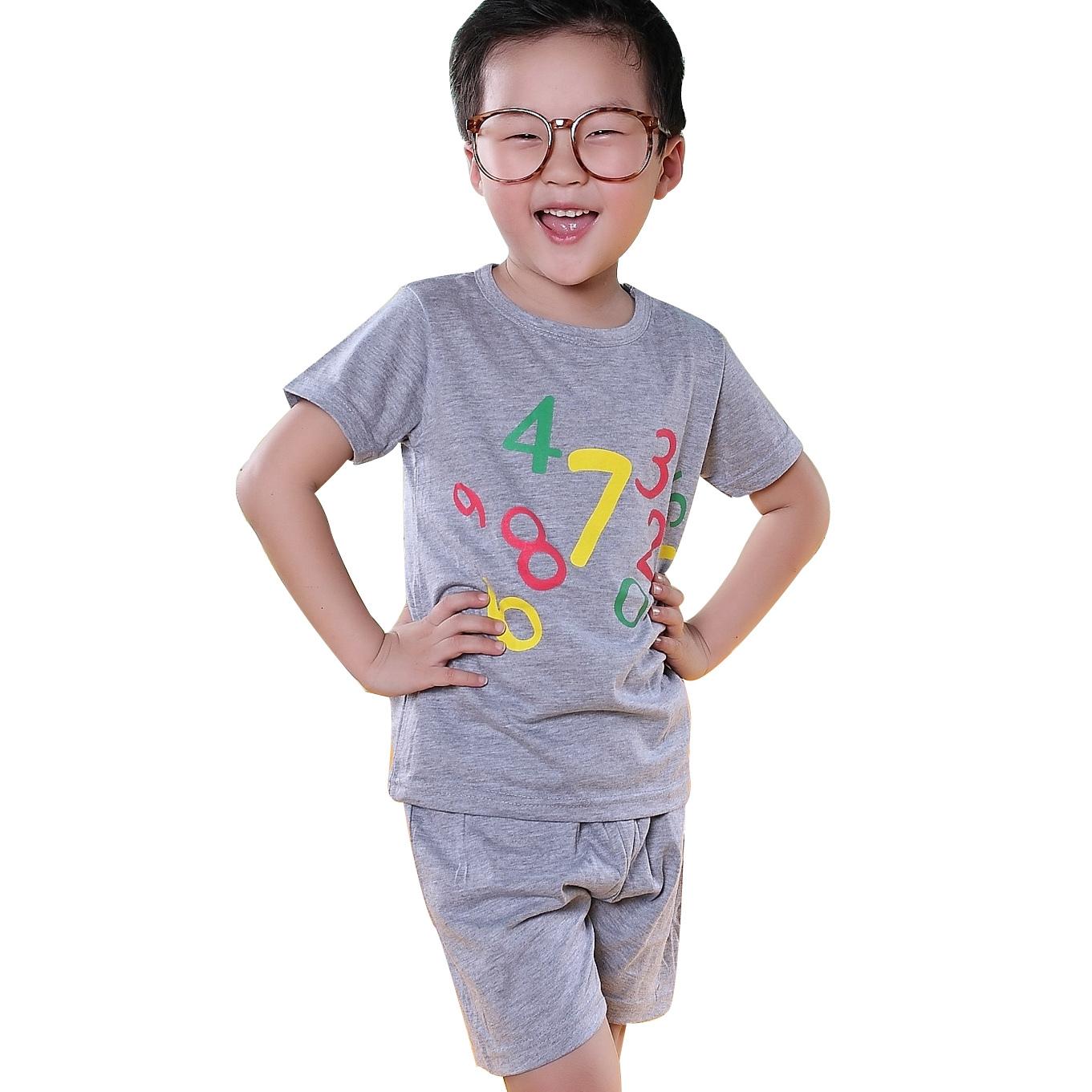 детский костюм Card Rihong KRH/020 2011 Спортивные Смешанная ткань Лето Унисекс