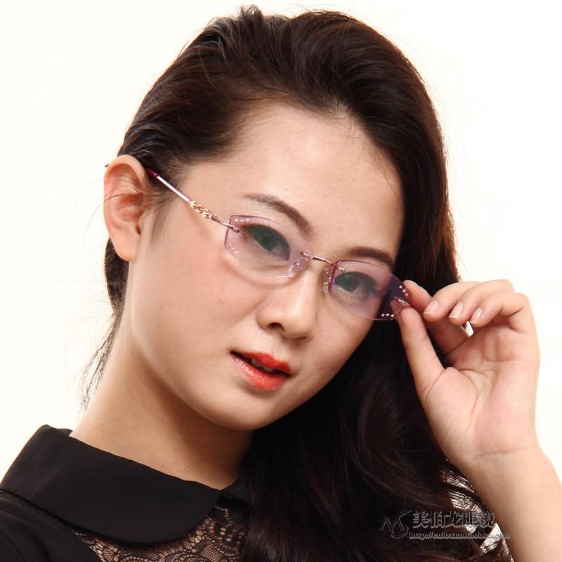 眼镜框女生图片_女生眼镜框款式-2017流行的眼镜框款式_近视眼镜框款式_眼镜框 ...