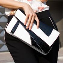 2012秋季新款女包包邮蛇纹撞色手包手拿包信封包斜挎包复古小包包