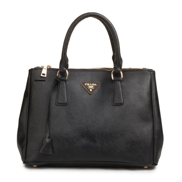 Сумка 12419 2012 PR00ADA Девушки Женская сумка Однотонный цвет Искусственная кожа