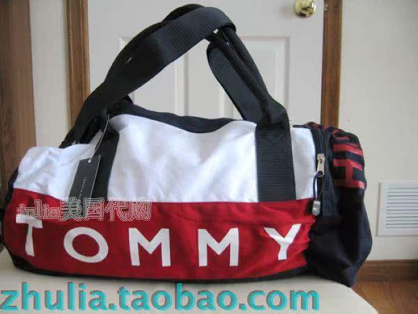 спортивная сумка Tommy Hilfiger : Tommy hilfiger logo