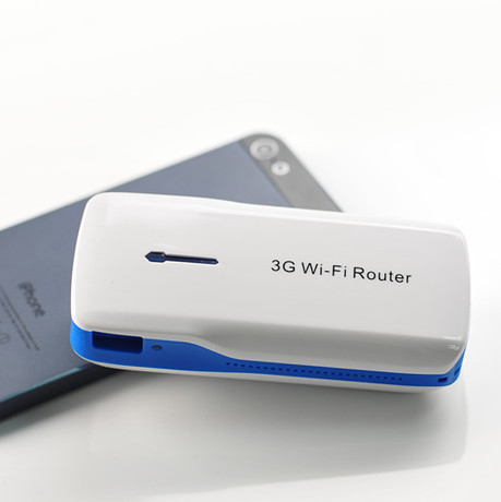 Беспроводной маршрутизатор 3G Other brands  3G Wifi/iphone/5200mah