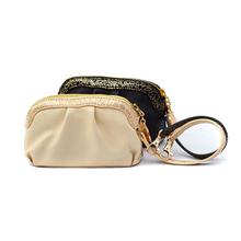 法迪熊 2013韩版真皮女包新款手包零钱包手拿包手抓包钱包小包女