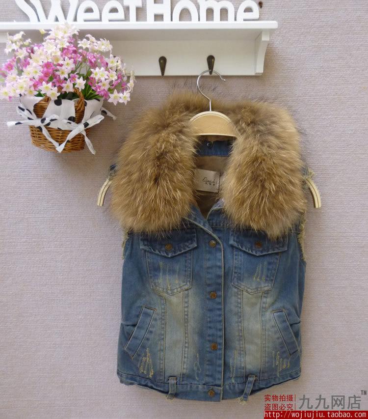 Женская жилетка  12330 2012