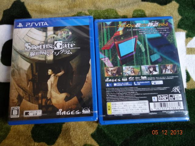 Игра для PSP Место!! Характеристика ПСВ Японии Штайн линейных связаны судьбы stone двери