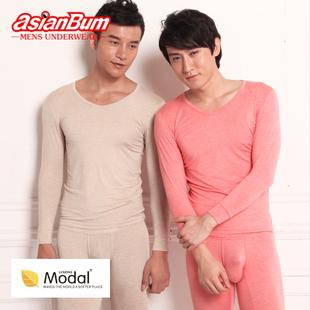 Комплект нижней одежды Asianbum Муж. ||property2048150|| Длинный рукав Длинные брюки % Модифицированное вискозное волокно % Муж.