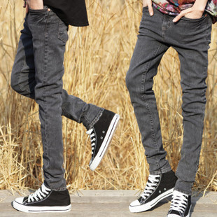 men's jeans men pencil pants leisure pants