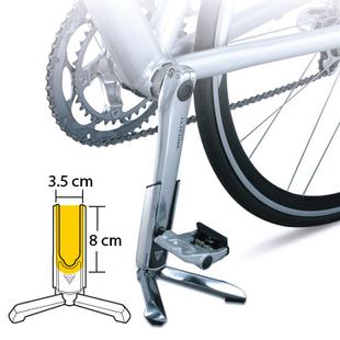 держатель для велосипеда TOPEAK роуд велосипед стойки роуд велосипед мини Стандер велосипед подставку tw011
