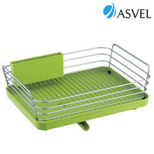 ASVEL Double lunch box lunch box creative cute 600ml authentic Japanese style lunch box 3135