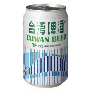 TAIWAN BEER 台湾啤酒 经典罐装 330ml*24罐