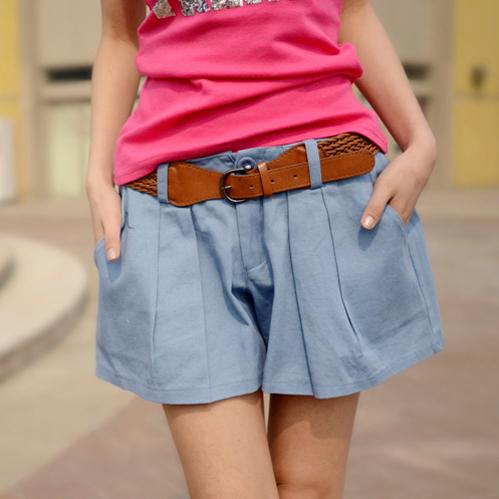 Женские брюки 2011 VIVI Шорты, мини-шорты Шаровары