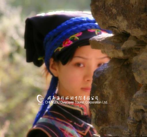 四川旅游 米亚罗毕棚沟羌寨/藏寨 浪漫二日游